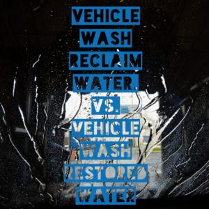 car wash equipment water recycling